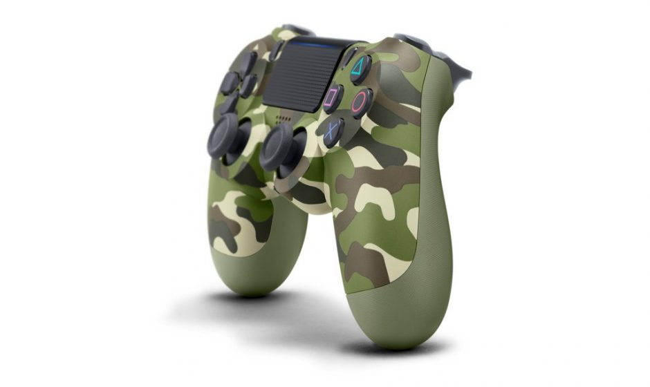 DualShok Military скоро в продаже