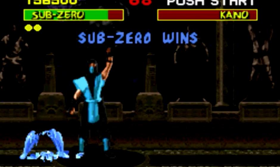 Искусственный интеллект играет в Mortal Kombat