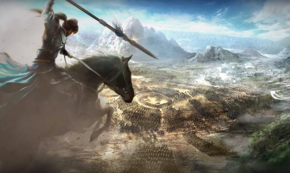 Kei Tecmo анонсировали Dynasty Warriors 9