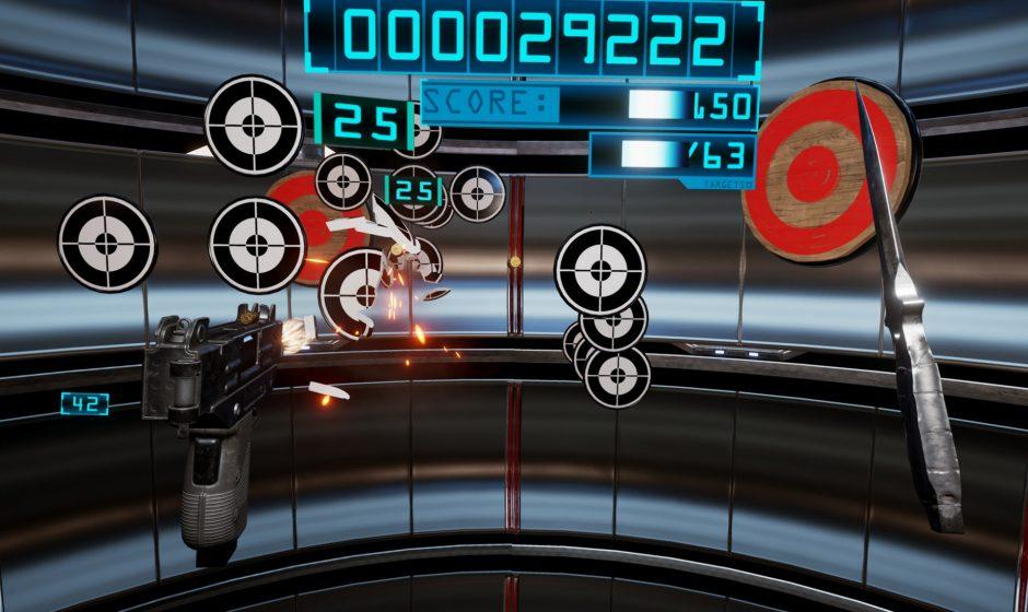 Набери больше очков в Lethal на PS VR