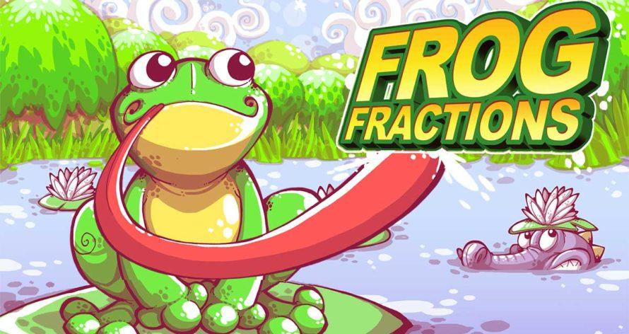 Раскрыта тайна Frog Fractions 2