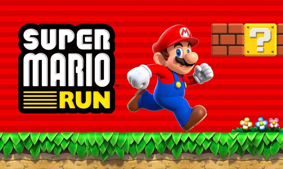 Super Mario Run в твоем iPhone
