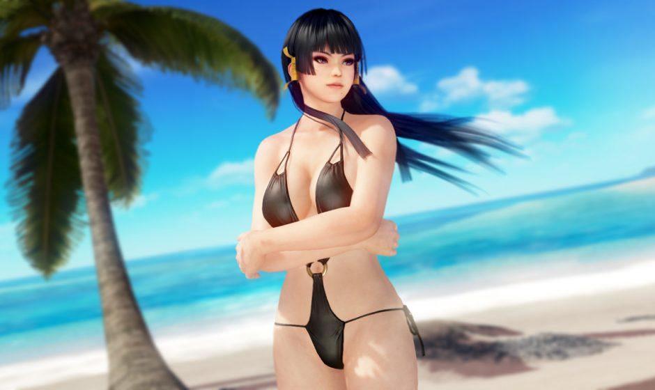 Dead or Alive Xtreme 3 VR наконец-то вышла.