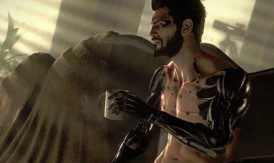 """Deus Ex: Mankind Divided DLC """"Криминальное прошлое"""" выходит в Феврале"""