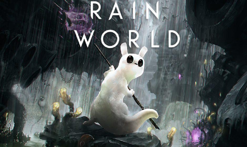 Что тебя ждет в Rain World