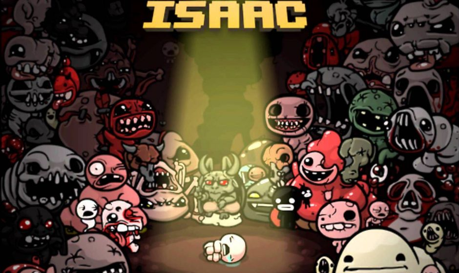 The Binding of Isaac: Afterbirth+ пропустит старт Nintendo Switch