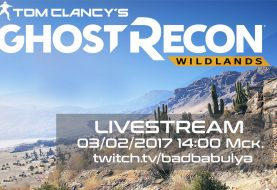 Tom Clancy's Ghost Recon Wildlands - Live stream от YG Mag