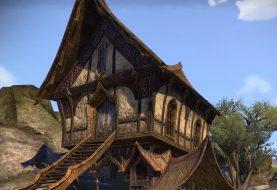 Elder Scrolls Online's получил обновление с домами