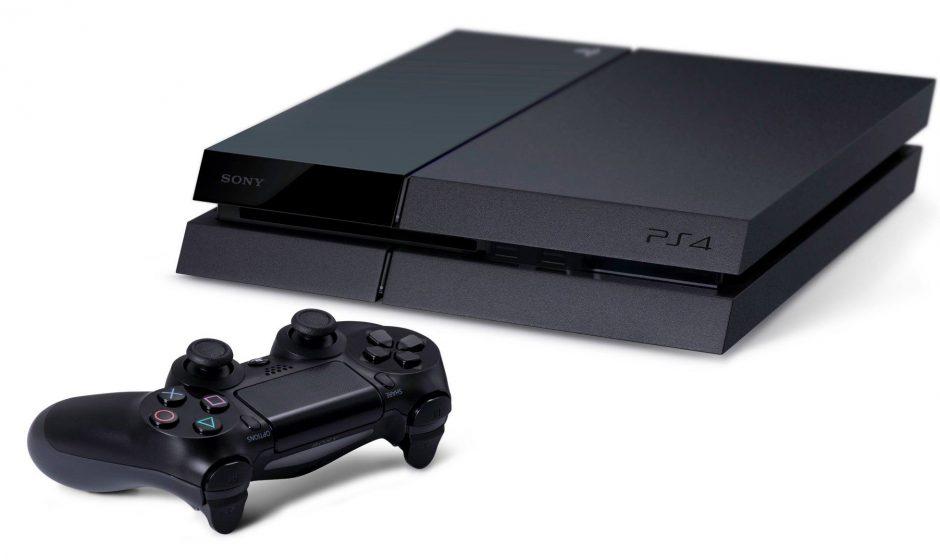 PS 4 может получить внешний жесткий диск