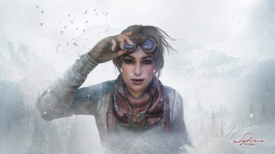 Syberia 3: новый эксклюзивный трейлер
