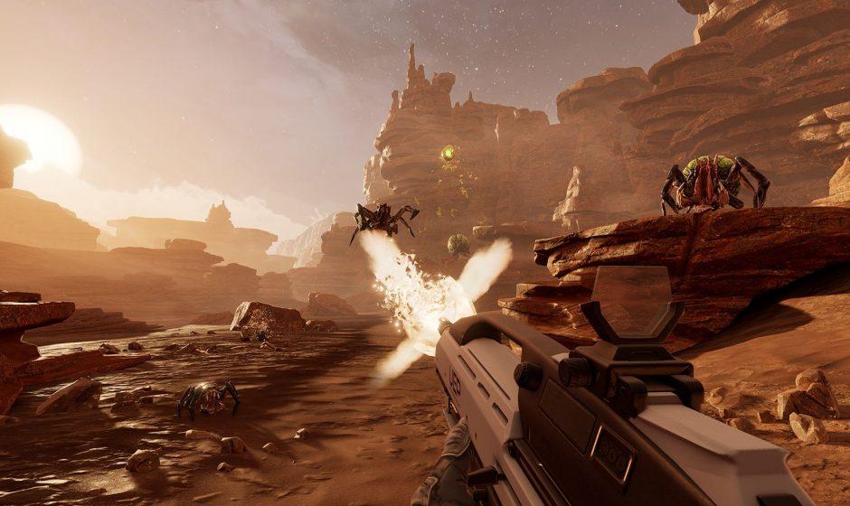 Научно-фантастический шутер Farpoint выйдет 17 мая на PS VR