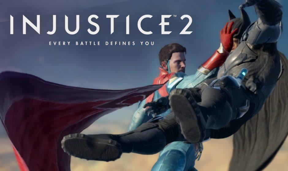 Injustice 2 - второй сюжетный трейлер