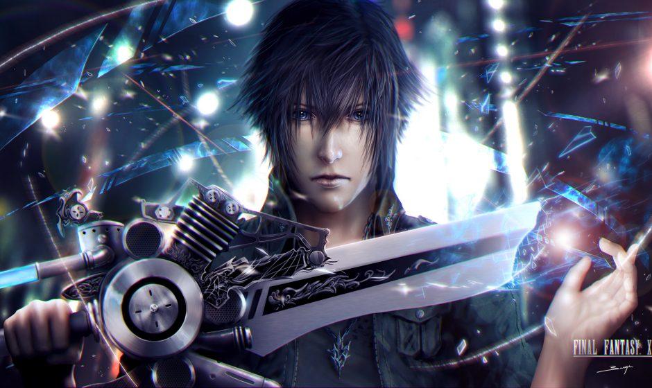 Final Fantasy XV - бесплатное обновление.