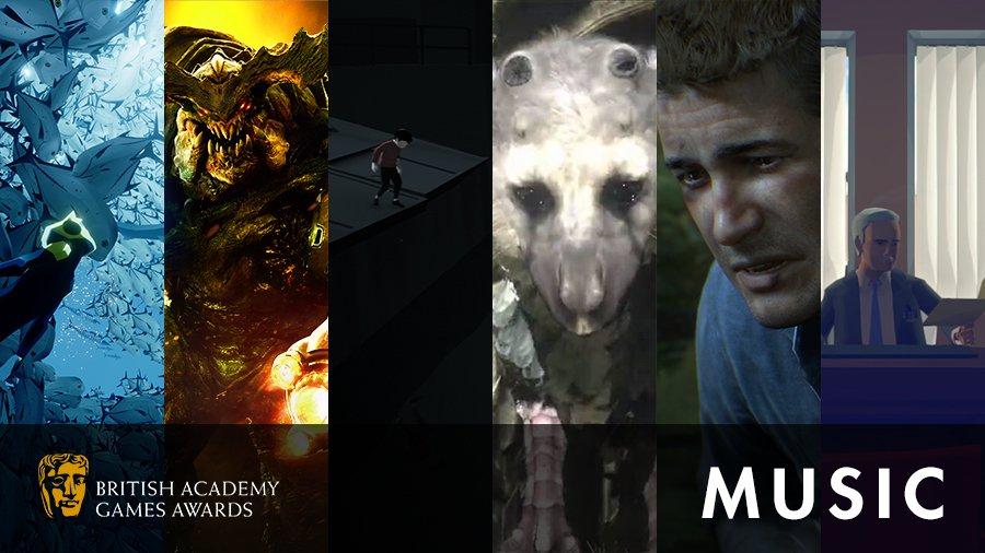 BAFTA Games 2017: номинанты и победители