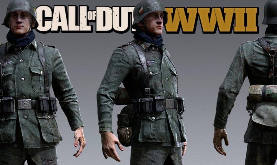 Презентация Call of Duty: WWII - смотри онлайн