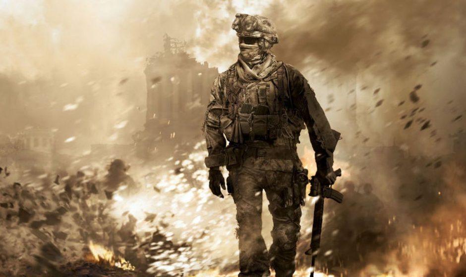 Activision снимет фильм по Call of Duty