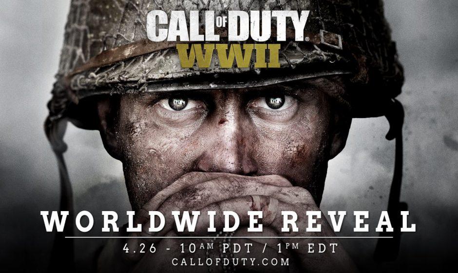 Call of Duty: WWII - состоялся официальный анонс
