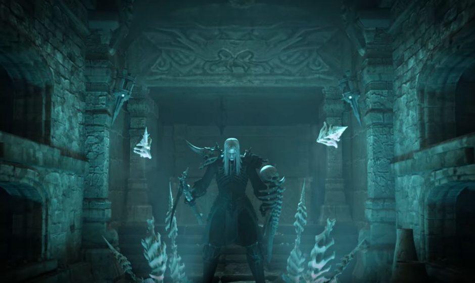 Закрытая бета Некроманта в Diablo 3