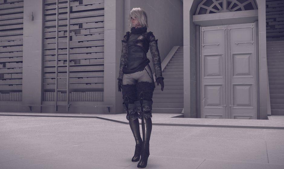 Объявлена дата выхода DLC для Nier: Automata