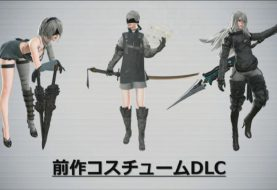 Nier: Automata - свежее DLC и еще более откровенные костюмы