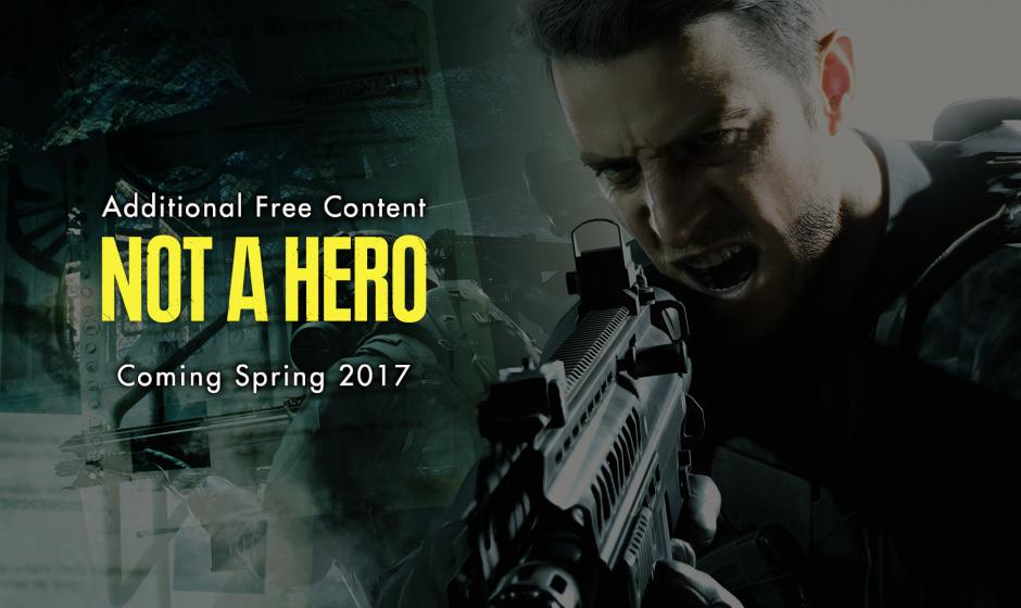 Not A Hero для Resident Evil 7 задерживается