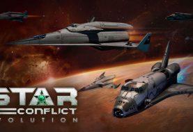 Индевор - легендарный шаттл в Star Conflict