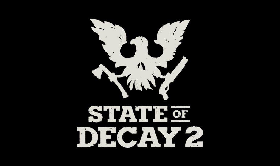 Для State Of Decay 2 готовят три новые карты
