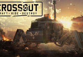 Crossout вышел на PC, PlayStation®4 и Xbox One