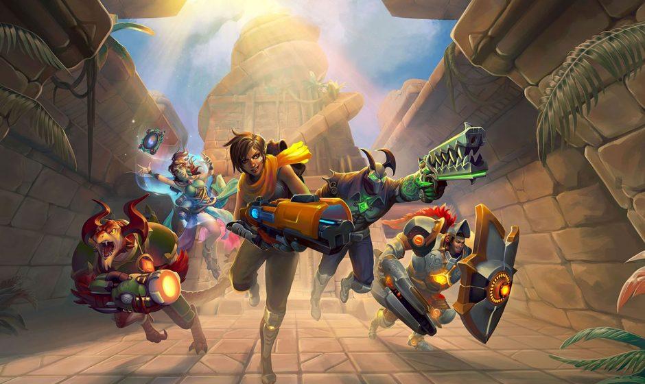 Paladins теперь доступна на Xbox One и PS4