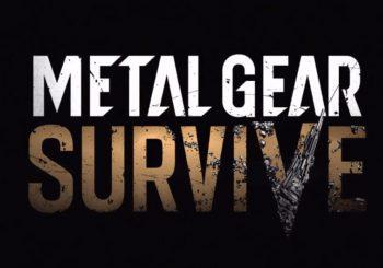 Metal Gear Survive  выйдет в этом году