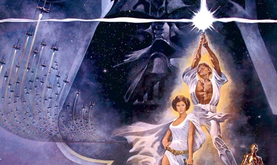 Star Wars: Episode IV - появился 40 лет назад