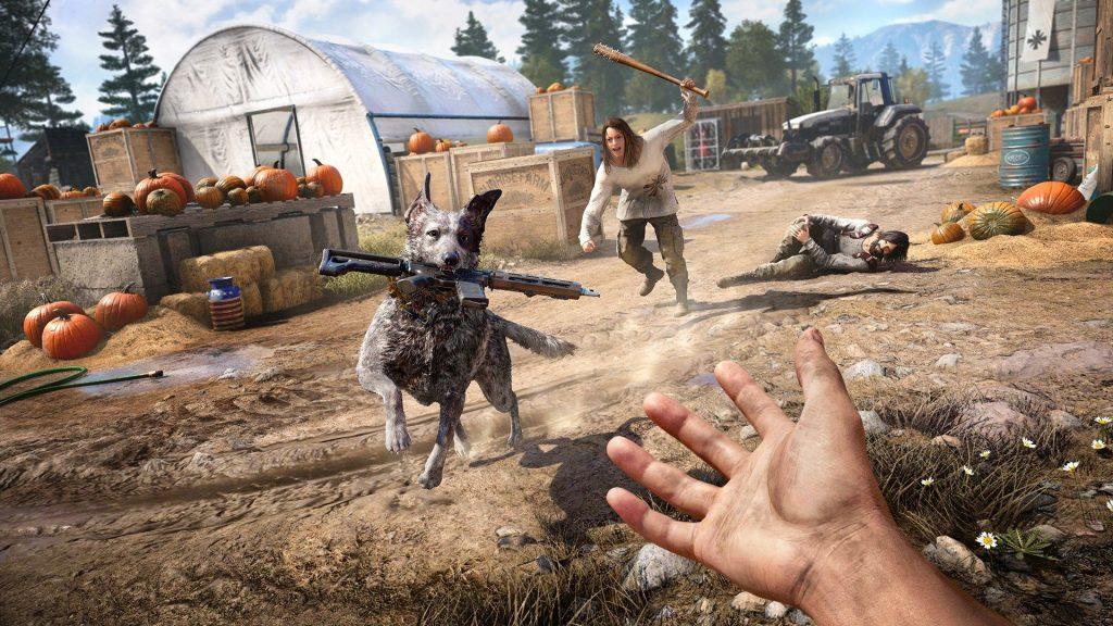 Far Cry 5 Boomer