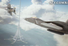 В ходе E3 разработчики показали первые кадры сюжетной мисси Ace Combat 7