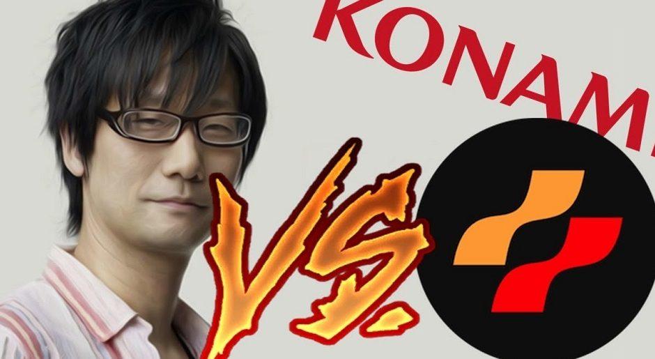 Konami вставляет палки в колеса Kojima Productions
