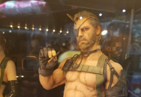 Metal Gear Solid: Gray Fox и Venom Snake в масштабе 1:6