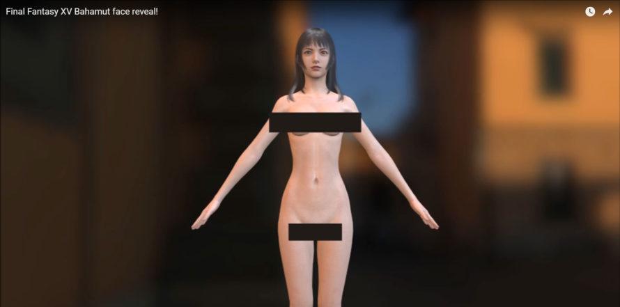 FF XV Nude моды без цензуры (18+)