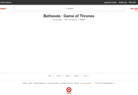 Game of Thrones от Bethesda - ложь!