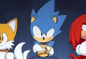 Sonic Mania: новый предрелизный тизер