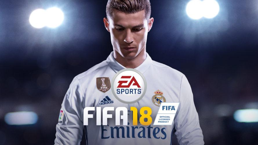 FIFA 18: посмотри полный матч