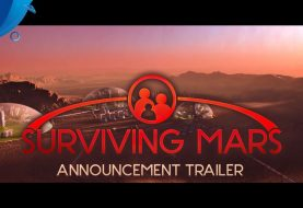 Gamescom 2017: новый трейлер Surviving Mars