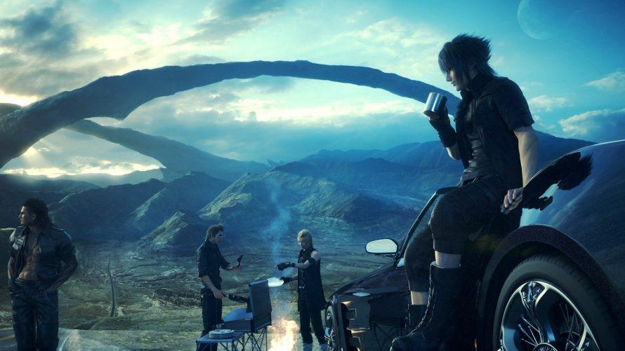 Новый геймплейный ролик Final Fantasy XV в 4K