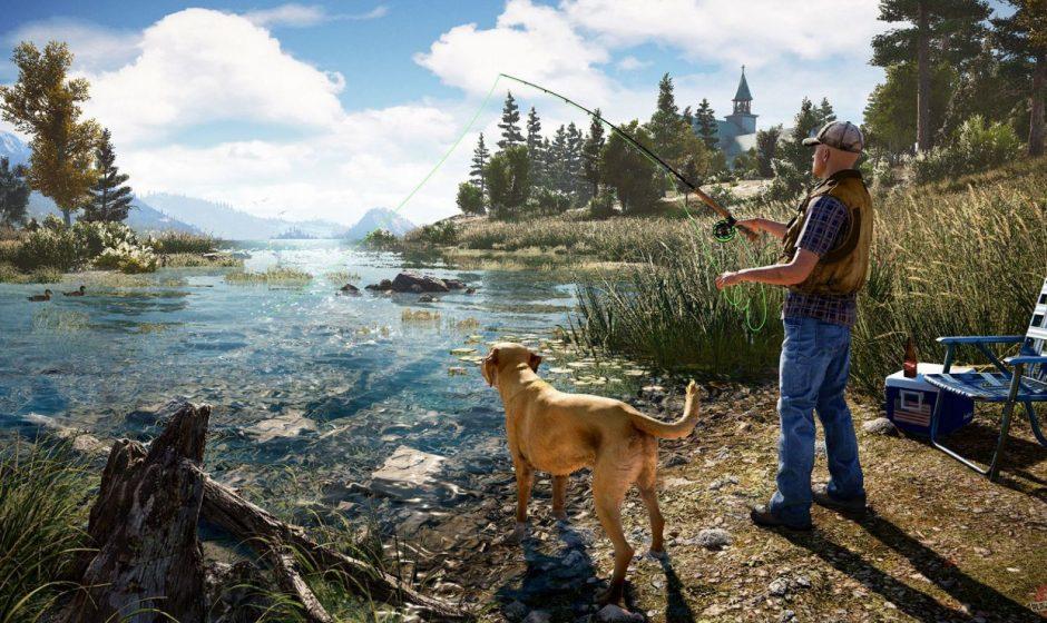 Рыбалка в Far Cry 5: такой реализм нам не нужен