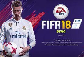 Демо-версия FIFA 18 стартует сегодня