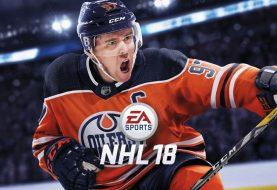 NHL 18: старт продаж и предстартовый ролик игры