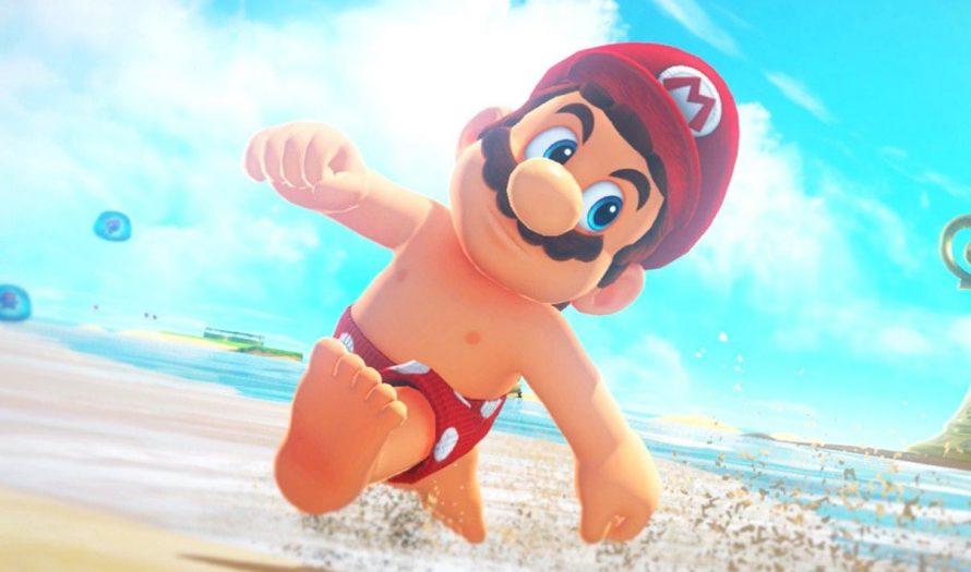 Nintendo Direct: Выход Skyrim и соски Марио