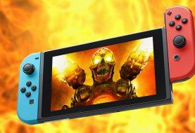 Стала известна дата выхода DOOM для Switch