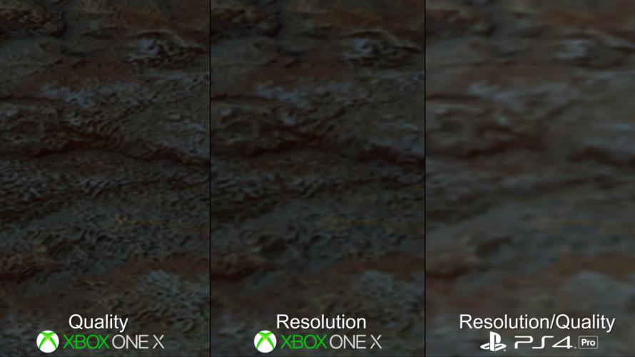 Xbox One X vs PS4 Pro на примере Middle-Earth: Shadow of War