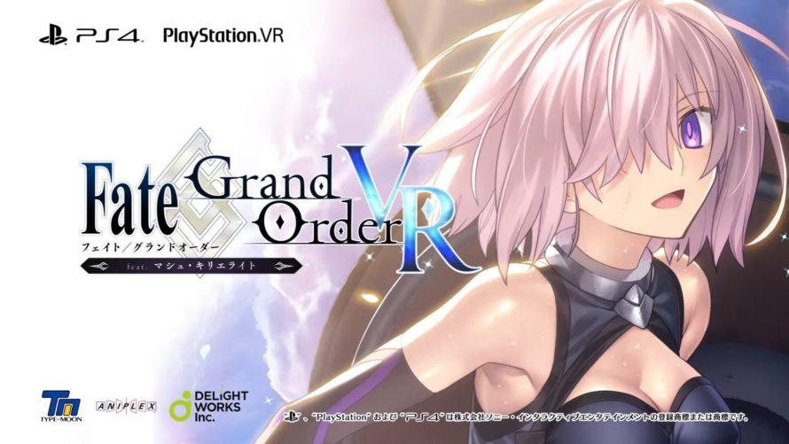 Fate/Grand Order VR: no wifu no laifu