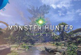 150 минут геймплея Monster Hunter World