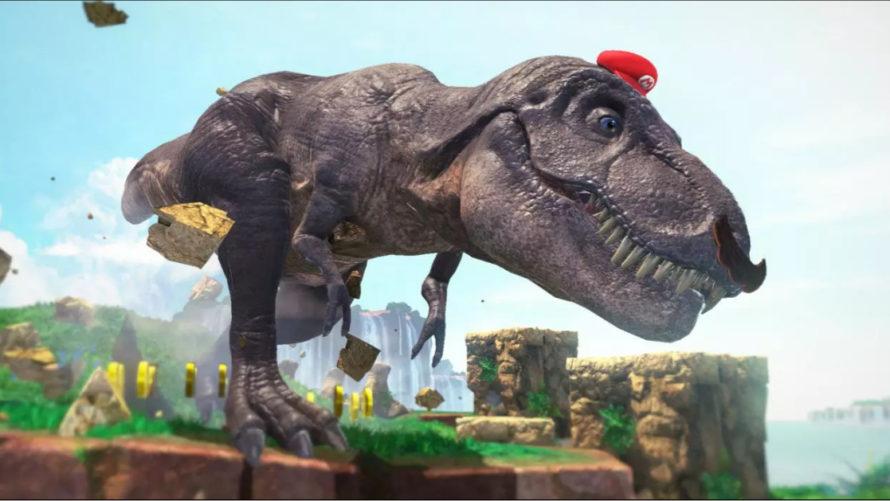 Еще один трейлер Super Mario Odyssey